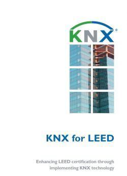 book cover knx-for-leed-250x345 en