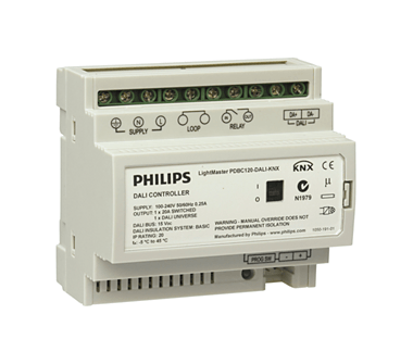 knxforleed products philips dali controller LightMaster